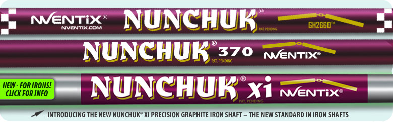 The Nunchuk Precision Golf Shafts