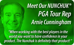 Top Performing Shaft on the PGA Tour | Arnie Cunningham, PGA tour rep for NUNCHUK Golf Shafts